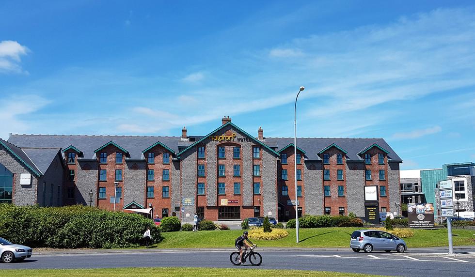 Hotel at Oranmore, Galway. www.amdesign