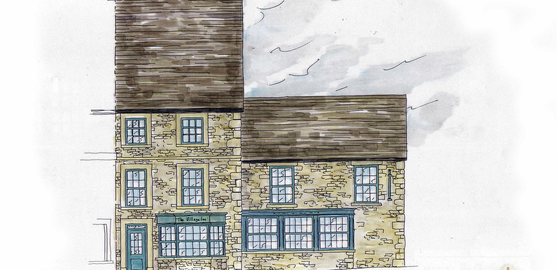 The Village Inn, Nailsworth, Cotswolds, Gloucestershire, AM Design, Traditional Irish Pub Design Specialists,
