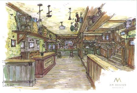 The Old Storehouse, Temple Bar, Dublin, www.amdesign.ie
