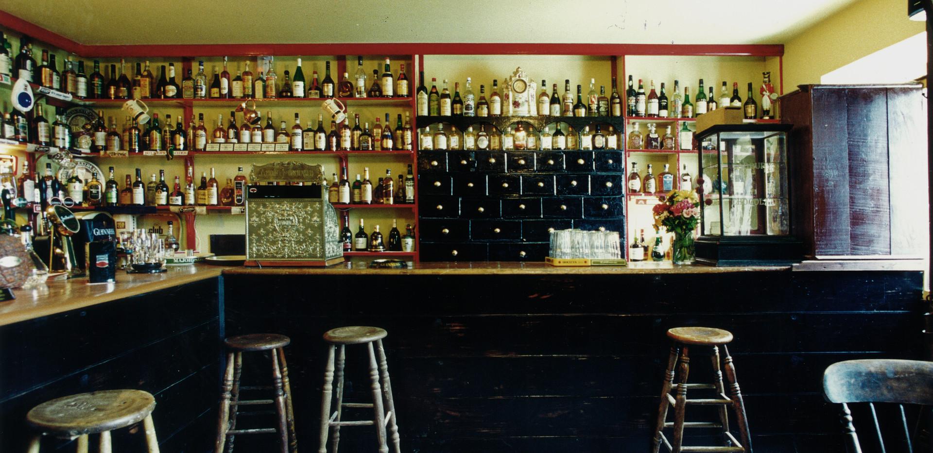 O'Loclainn's Whiskey Bar, Ballyvaughan, Co. Clare, Traditional Irish Pub Design & Fit Out, Angela Murphy Design Associates, Bray, Co. Wicklow, www.amdesign.ie