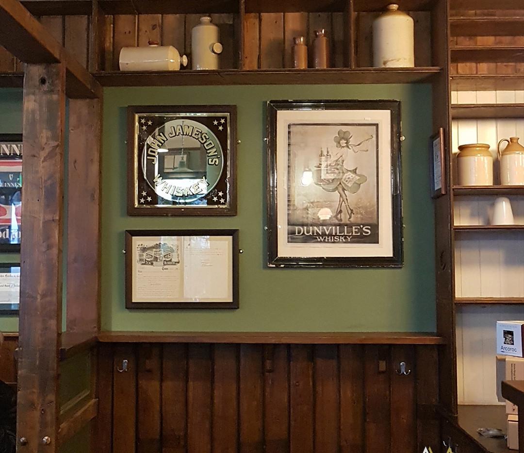 AM Desigh, Irish Pub Design & Fit Out