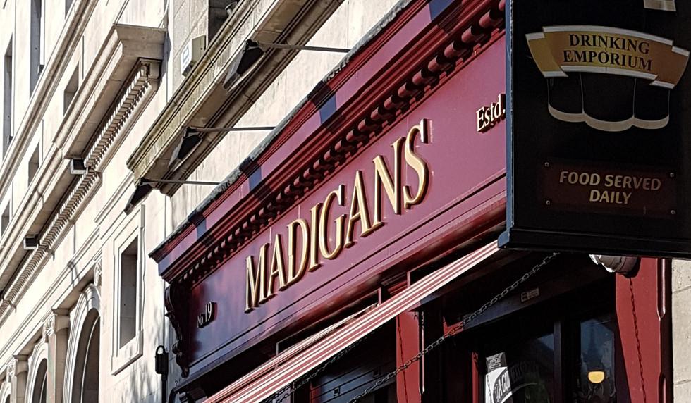 Madigan's Pub,  19 O'Connell Street Upper, North City, Dublin 1, D01 E796
