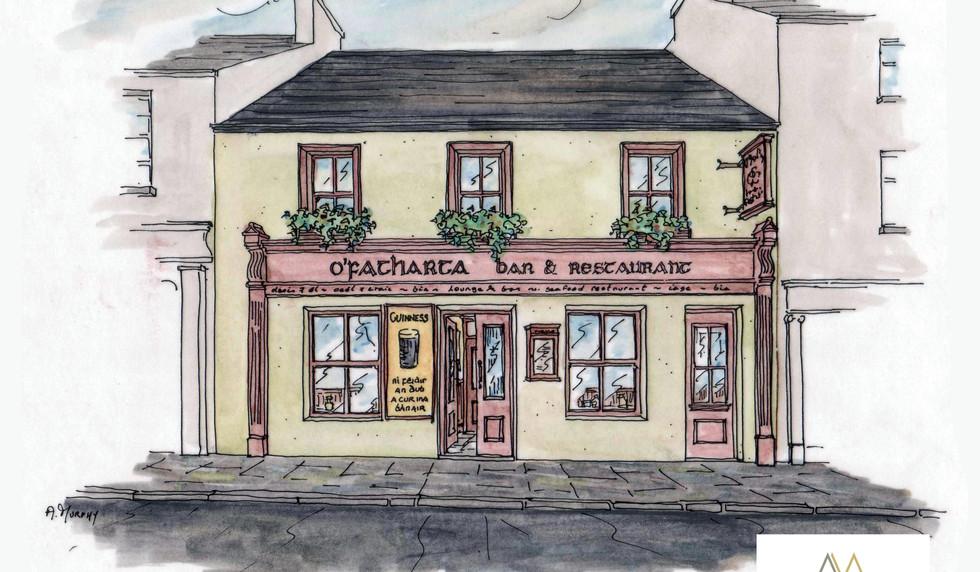 AM Design, Traditional Irish Pub Design & Fit Out Specialists, Angela Murphy Design Associates Ltd. Bray Co. Wicklow www.amdesign.ie @amdesignireland