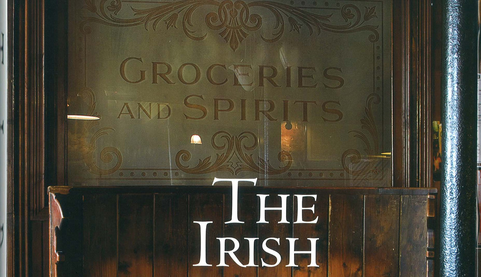 "Book; ""The Irish Pub"", Thames Hudson, 2008"