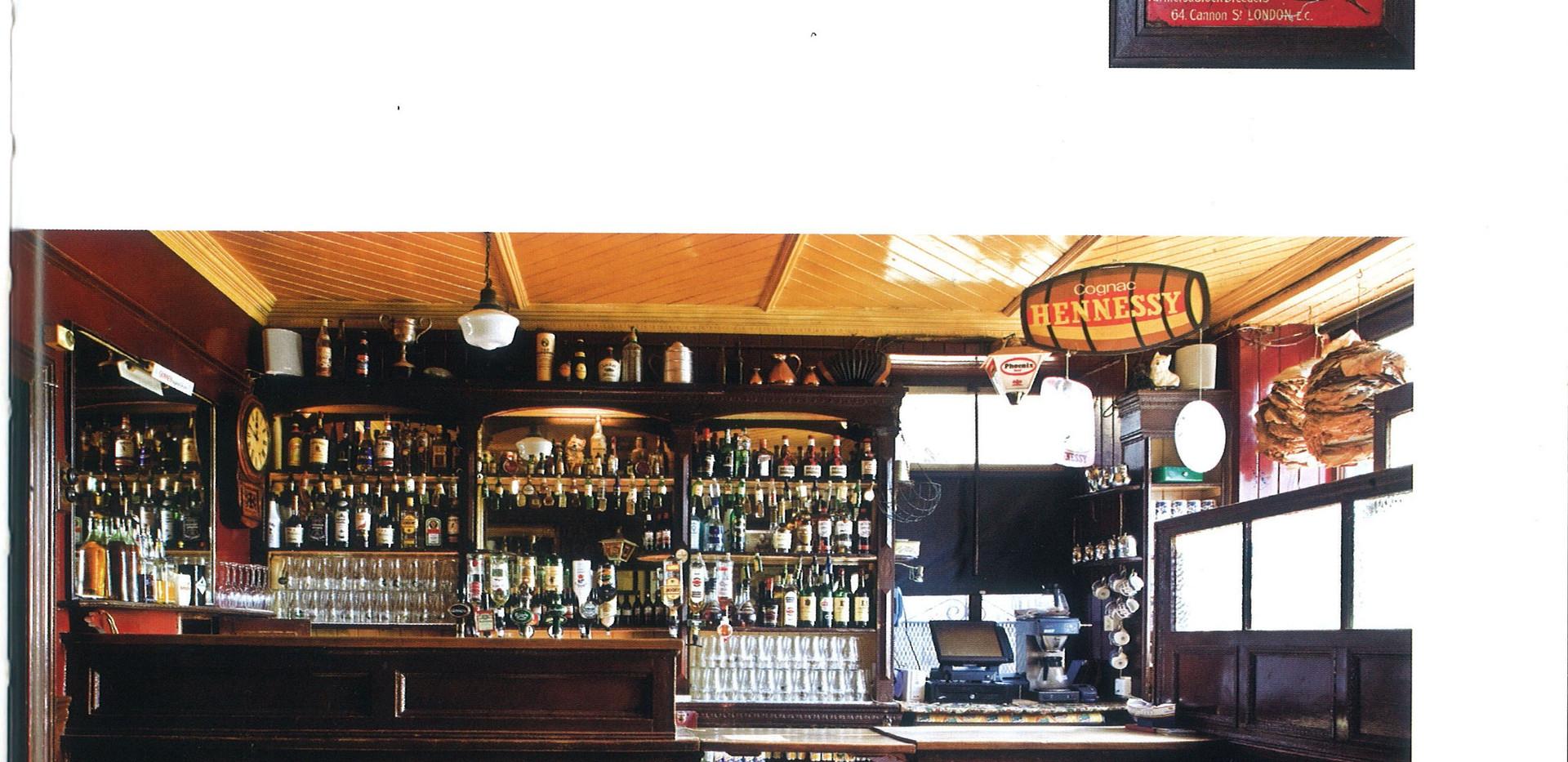 Crotty's, The Irish Pub, Thames & Hudson