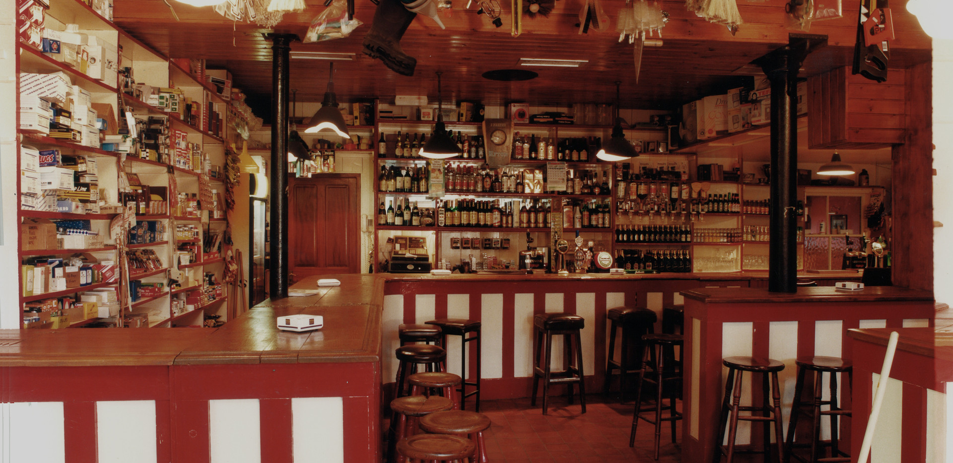 O'Shea's, Borris, Co. Carlow, restoration