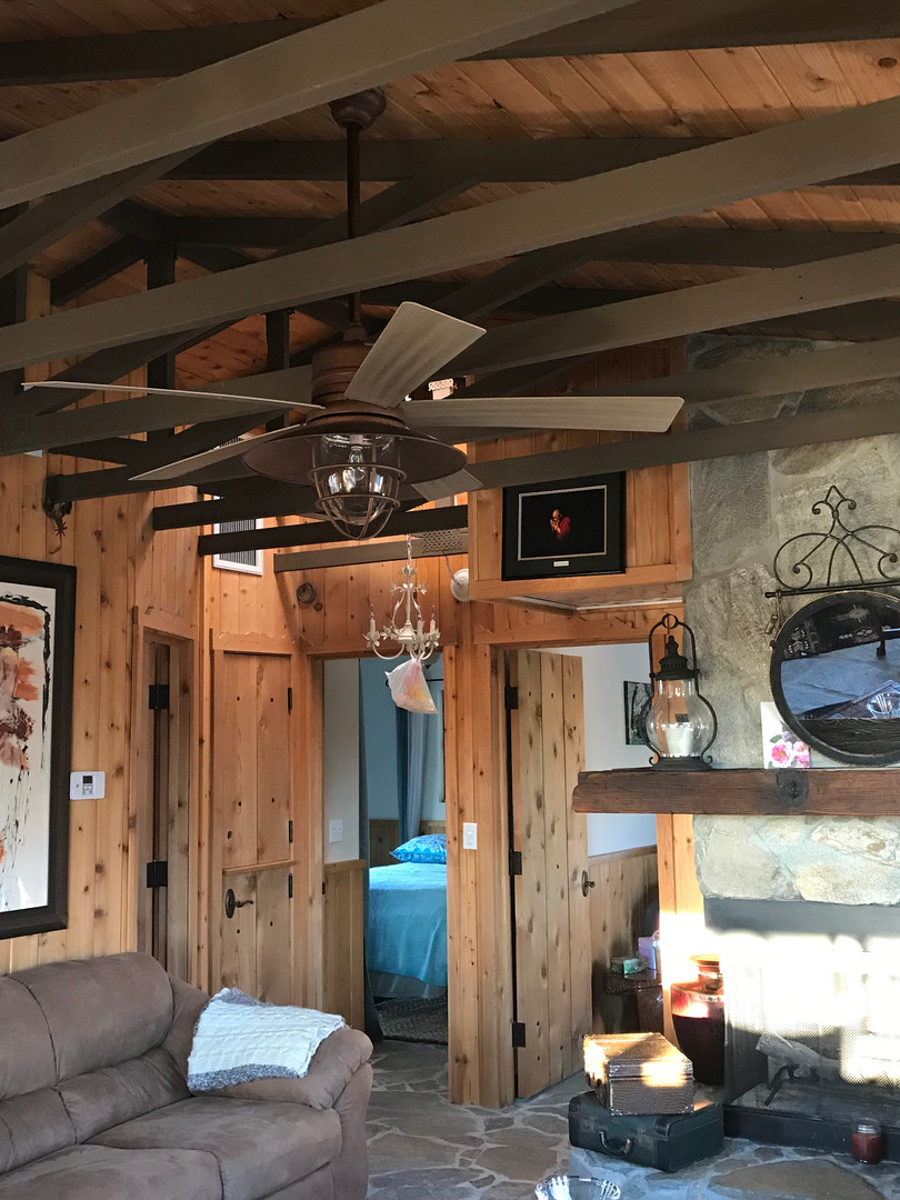 Living Room StarBeloved Temple Ranch