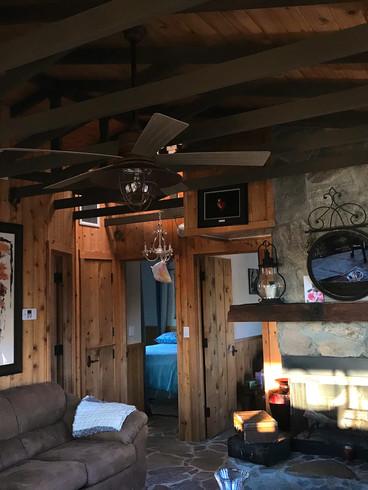 Living room, StarBeloved Temple Ranch