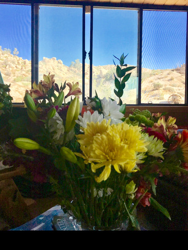 Boulder views, StarBeloved Temple Ranch