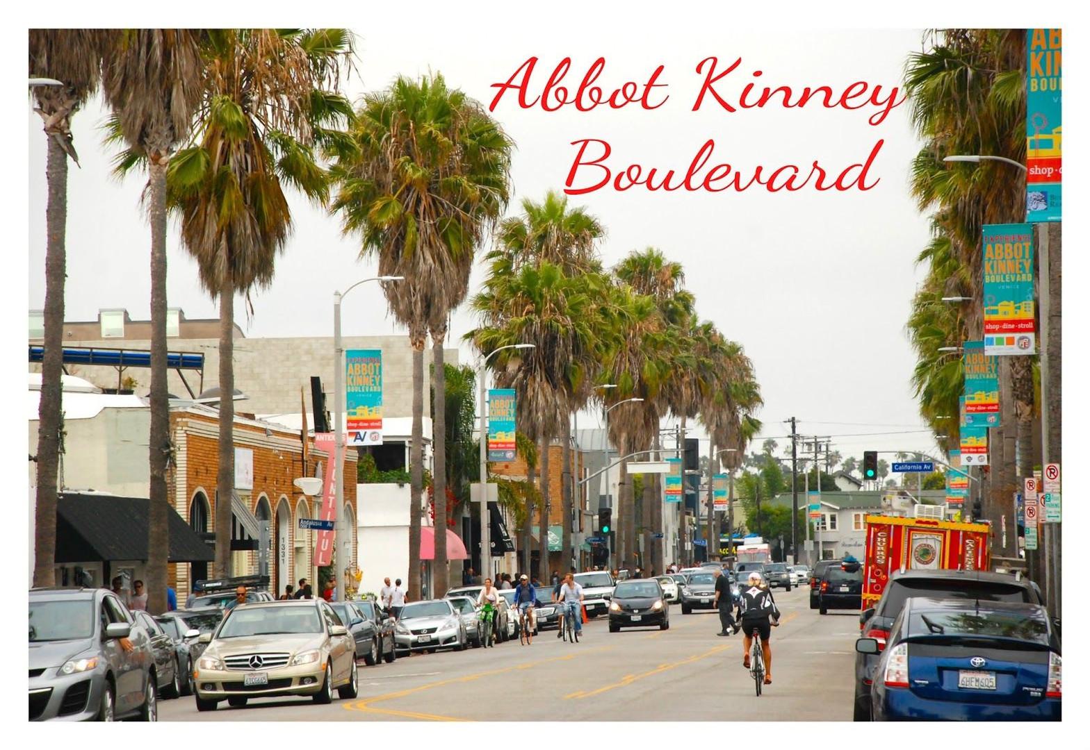 Abott Kinney Corporate Rental