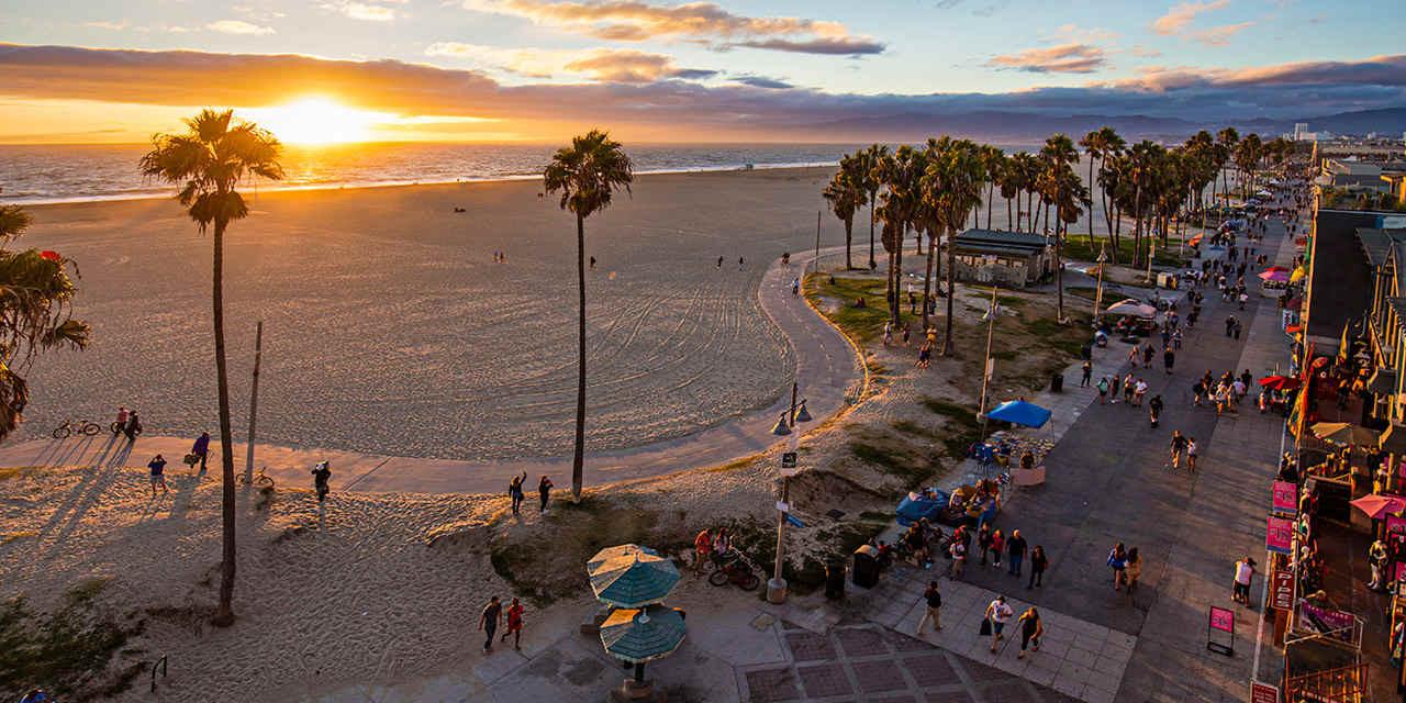 Venice Beach Corporate Rental