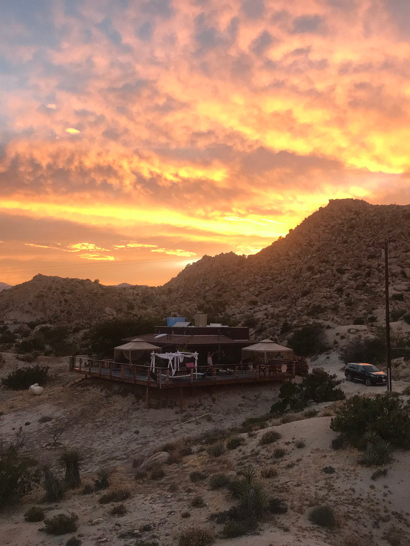 StarBeloved Temple Ranch Sunset