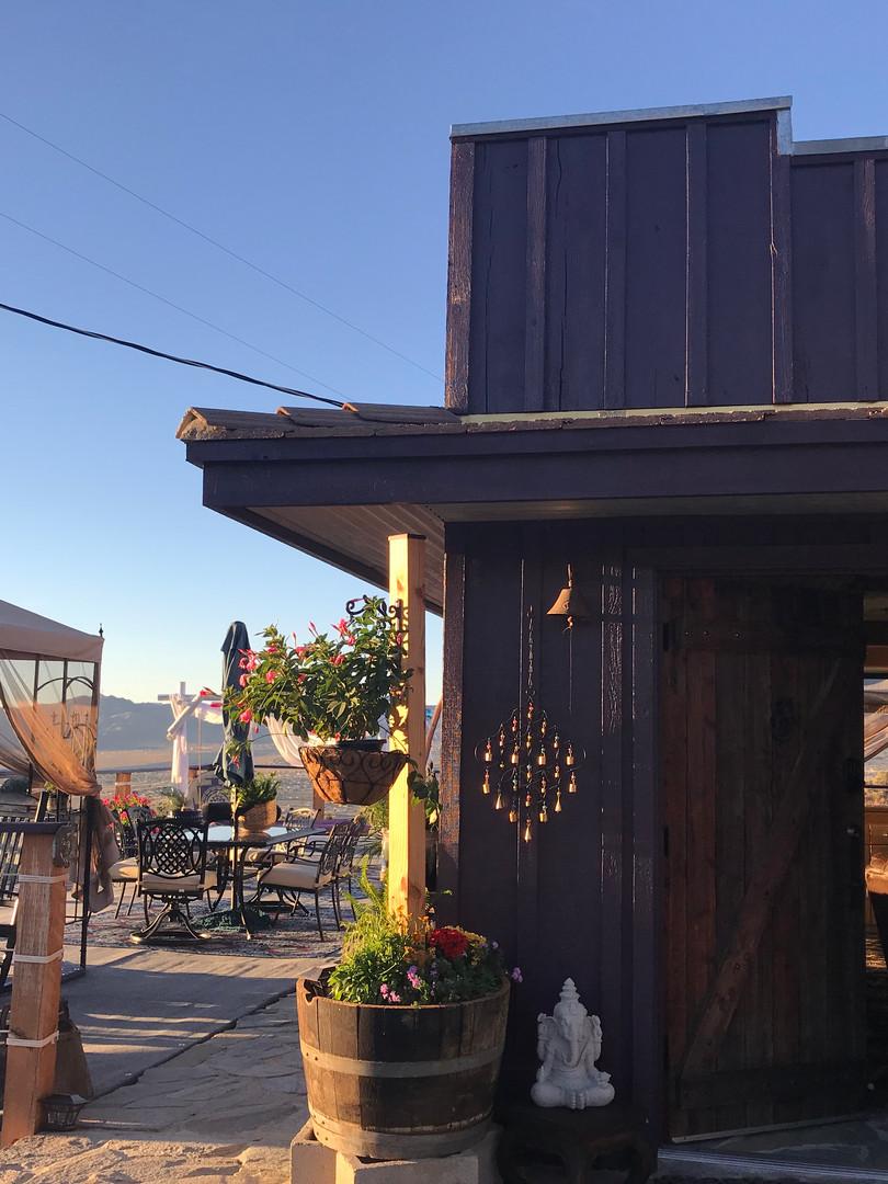 Deck, StarBeloved Temple Ranch