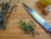 Mango Menus Helpers Recipes Gremolata