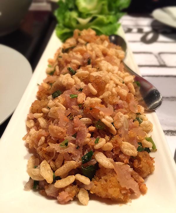 La Cantoche Rice Krispies pork