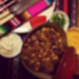 Mango Menus Helpers' Recipes Chilli Con Carne