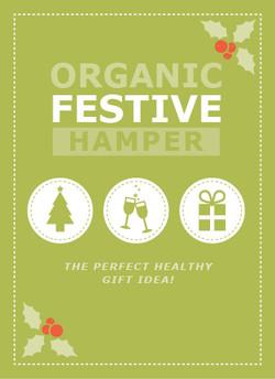 Organic Hampers!