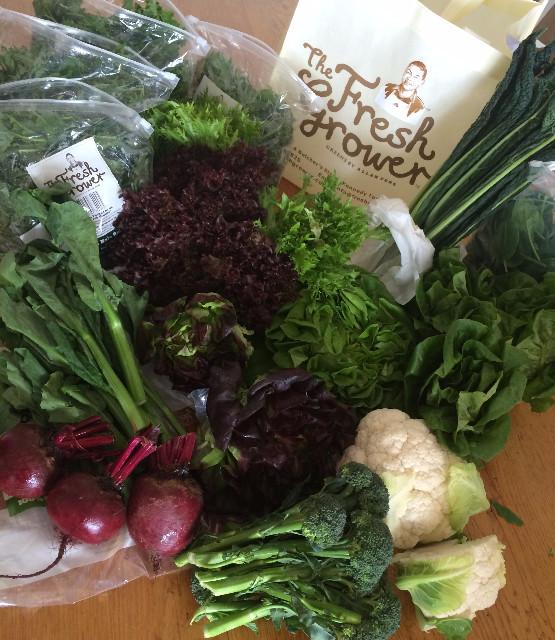 Fresh Grower NZ veggies delivery HK