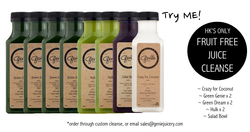 Fruit-Free juice cleanse