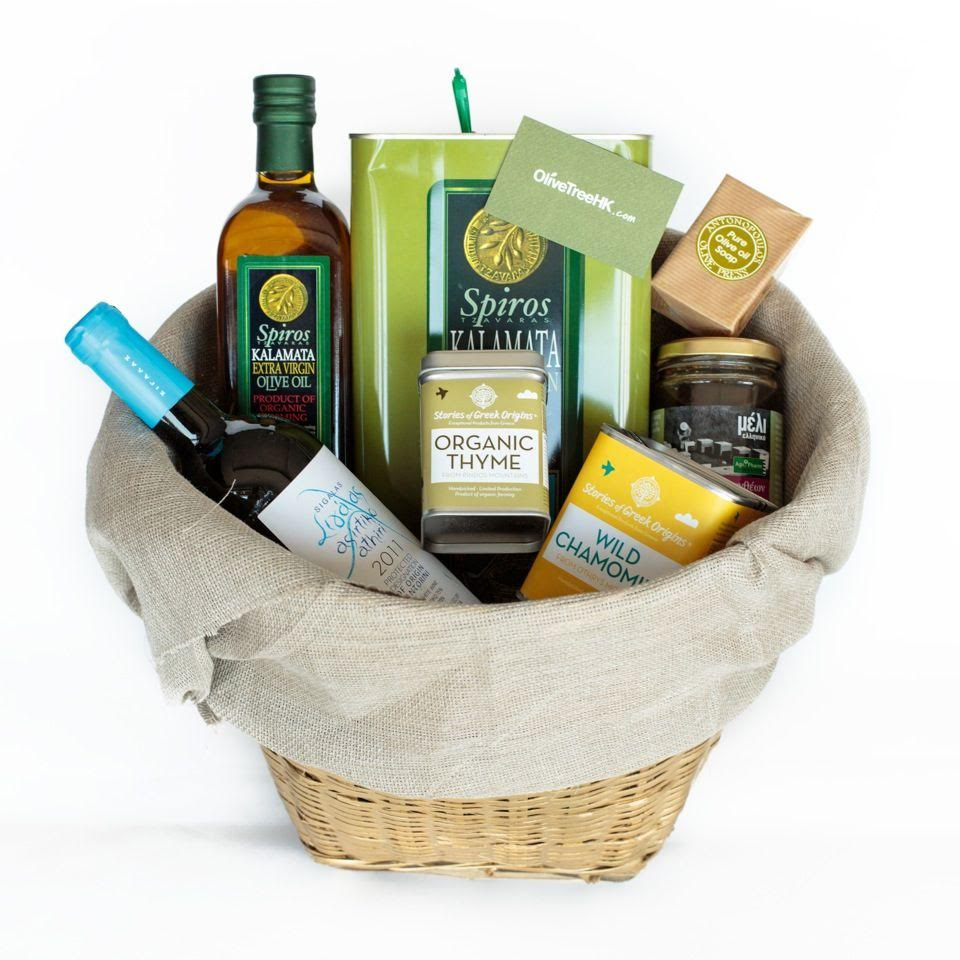 Greek Hampers