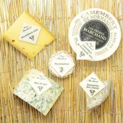 Farmers' Cheese Platter