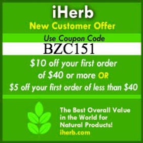 Iherb discount code Mango Menus