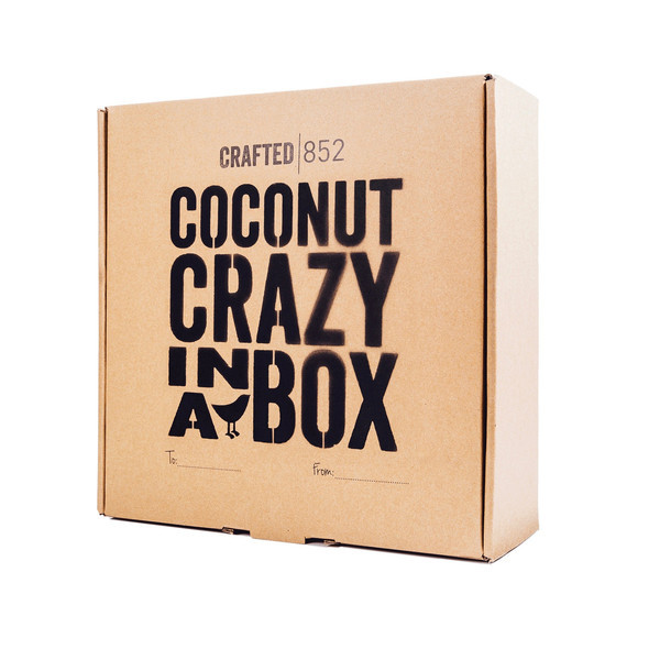 Crafted 852 Coconut Crazy in a Box