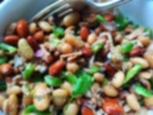 Tuna Bean High Protein Low Carb Store Cupboard Salad