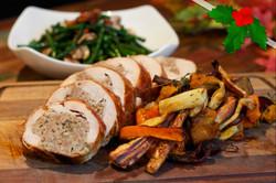 Secret Ingredient's Turkey Ballotine