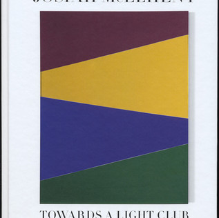 Josiah McElheny Towards A Light Club