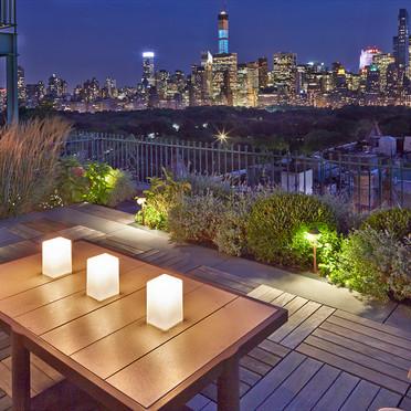 Central Park West Rooftop