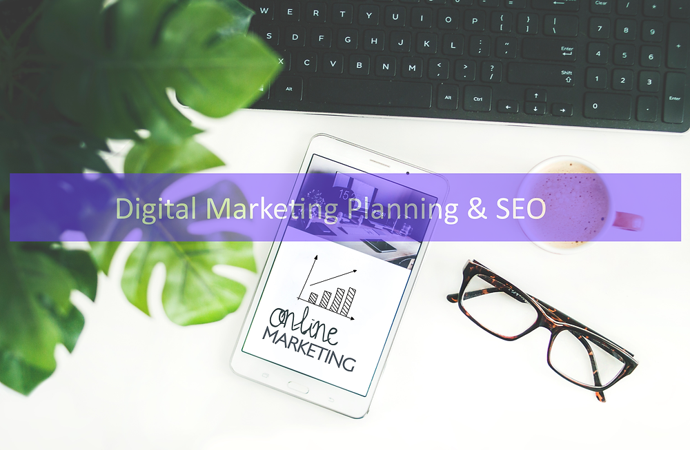 Digital marketing planning SEO