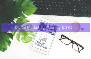 Digital marketing planning SEO