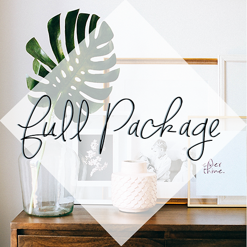Full Design Package