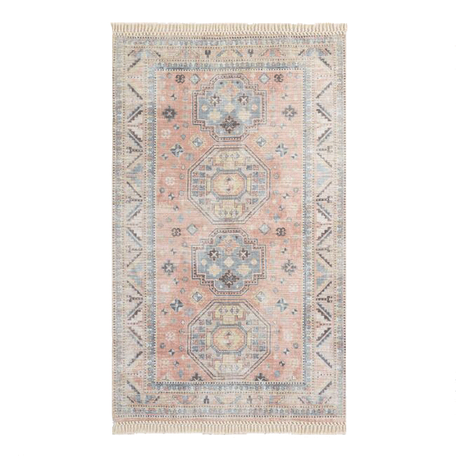 Chenille Oasis Area Rug