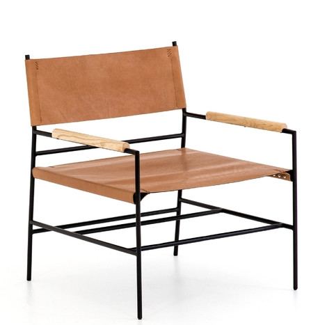 Marlo Leather Chair