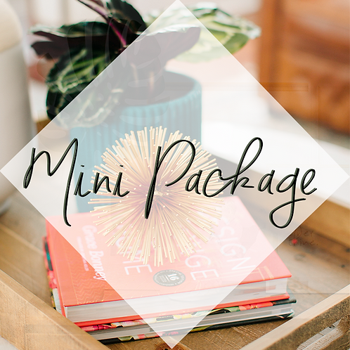 Mini Design Package