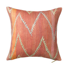 Chevron Kilim Throw Pillow