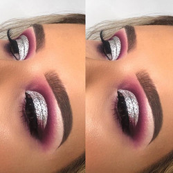 Cut creases will forever be my fav💘 🔑P