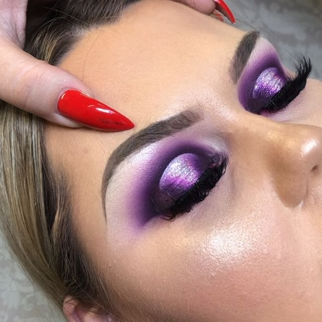 THE BLEND IS REAL🖌_Purple Haze Halo 🔮