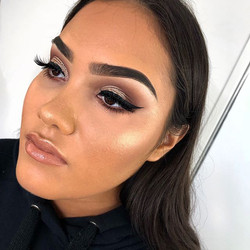 Can't go wrong with a wing & popping highlight 👌🏽✨ After last nights results on my poll, I'll prom