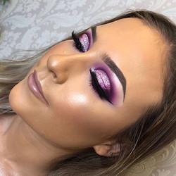 Purple haze 🔮✨ _staceymariemua _bperfec