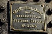 Burrell Plate