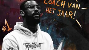 Dominique Coach van het jaar 2019