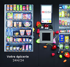 distributeur automatique produits secs