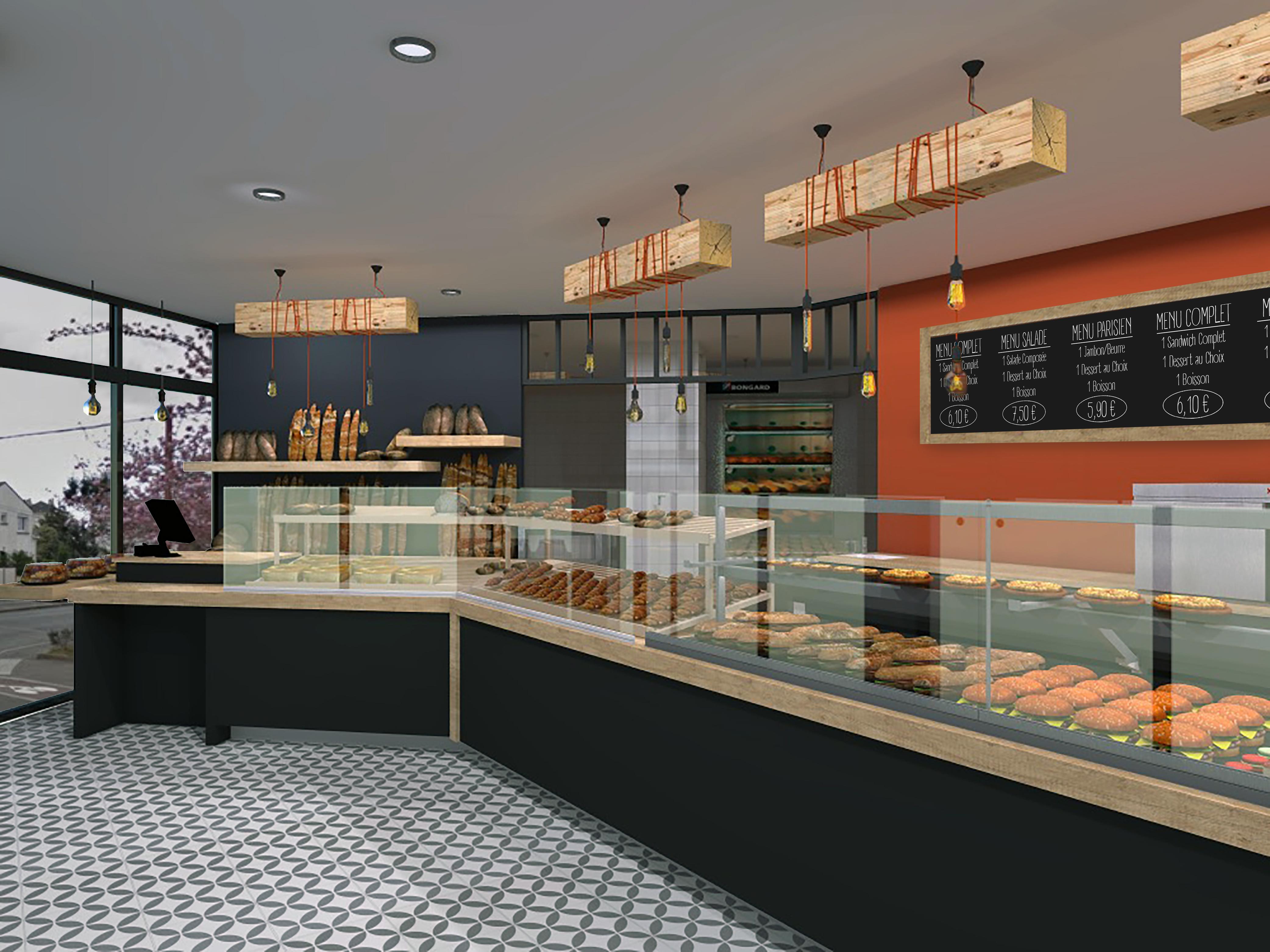 Visuel - Boulangerie Lacroix