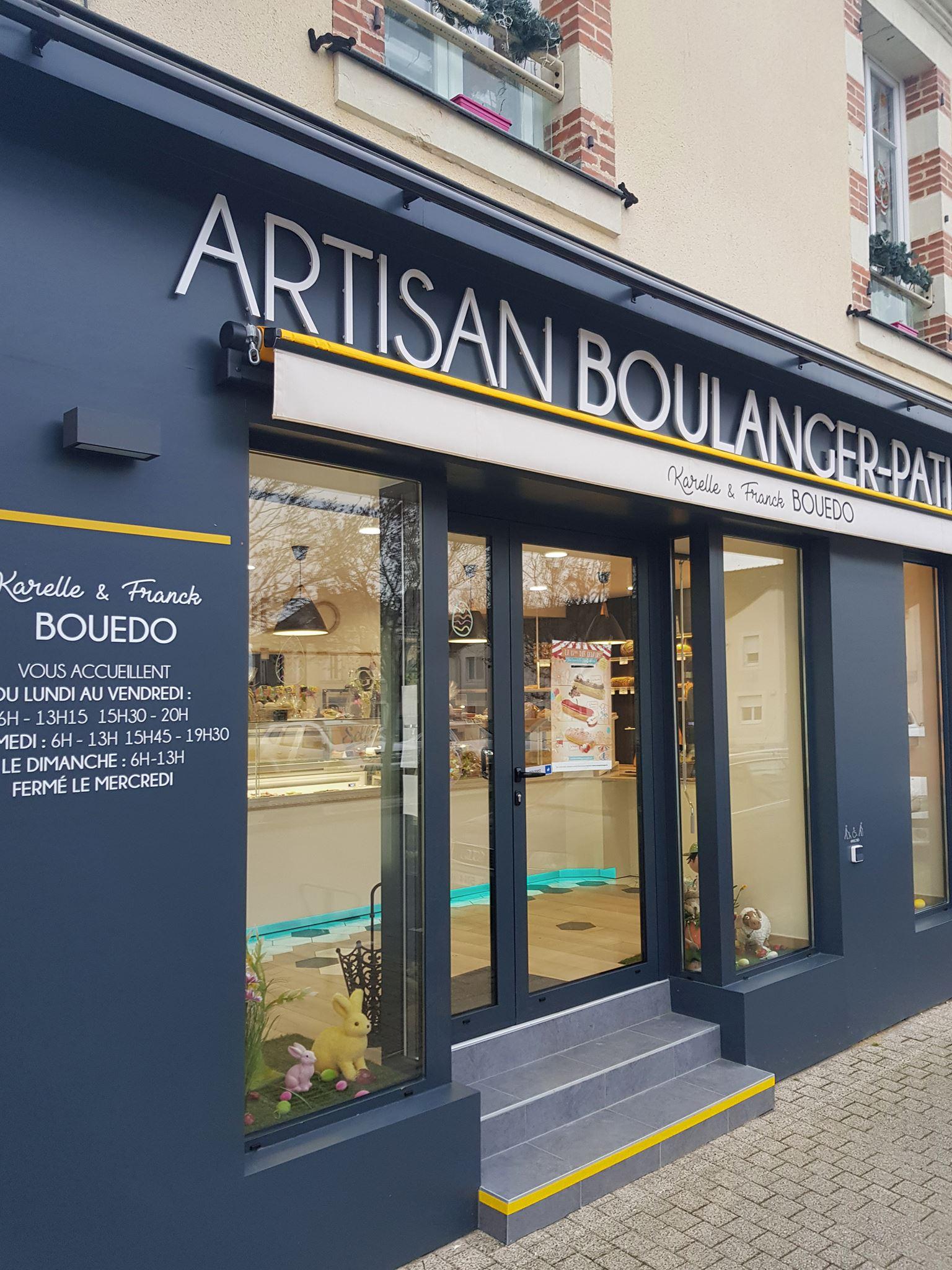 Boulangerie Bouedo
