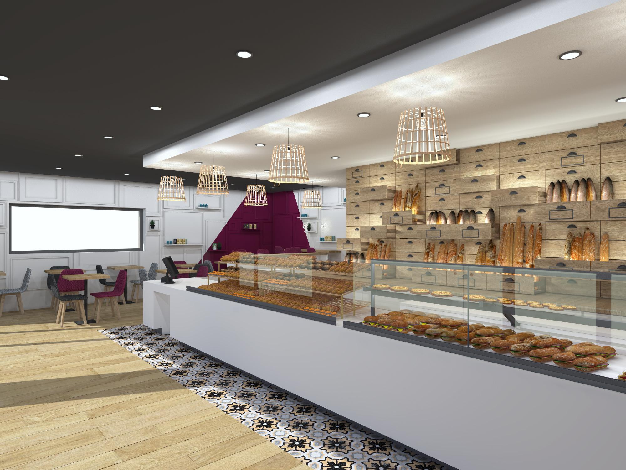 Visuel - Boulangerie Gautier