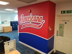 printed wall graphics