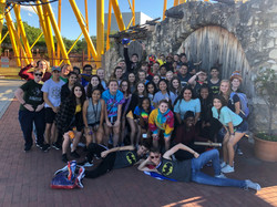 NV Choir Trip to Fiesta Texas